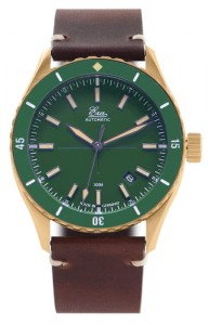 Eza - Sealander Bronze Green